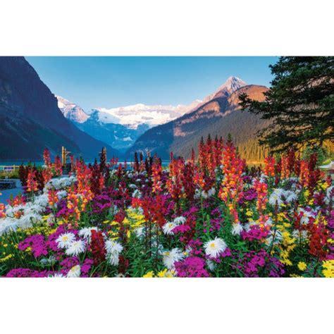 möbel ravensburg puzzle 3000 pi 232 ces fleurs des montagnes puzzle