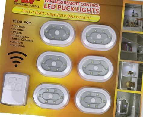 remote control puck lights led puck lights wireless roselawnlutheran