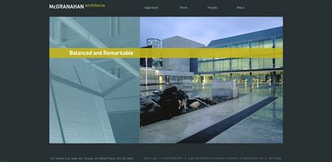 architectural design websites excellent exles of architect websites duoparadigms