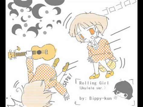 Cover Tsu rolling cover ukulele ver bippy tsu