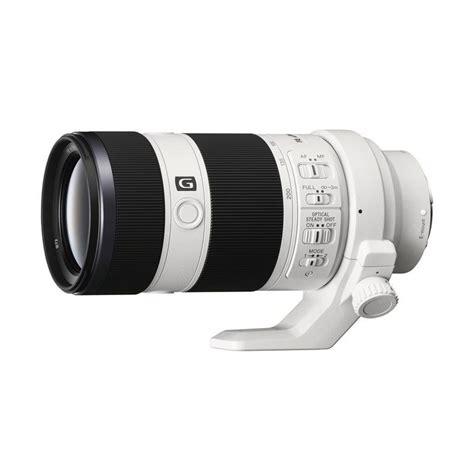 Lensa Sony G Master jual sony fe 70 200mm f4 g oss lensa kamera harga