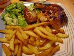 recette de poulet moutarde miel et frites belges la