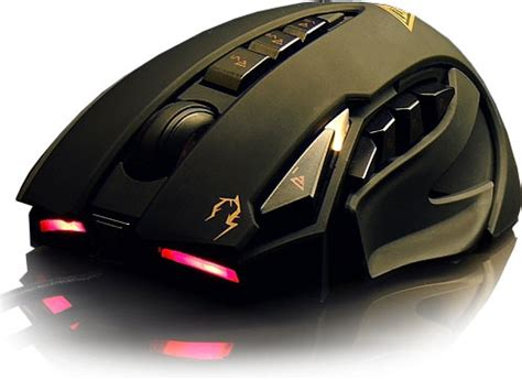 Mouse Gaming Twinbee Zeus gamdias zeus gms1100 laser gaming mouse discoazul