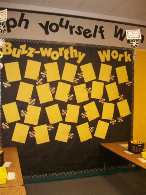 work themes bee themed classroom this is my work display board the