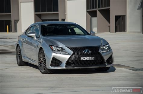 lexus rc f manual 2017 lexus rc f review performancedrive