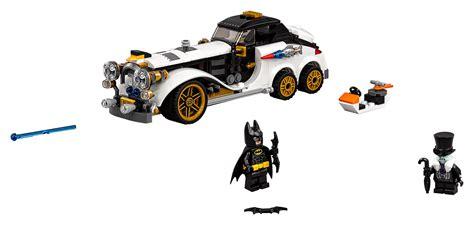 Lego Batman The Penguin warner bros 2017 dc licenses justice league and more the toyark news