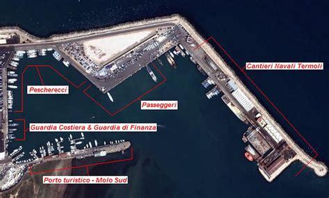termoli porto porto di termoli