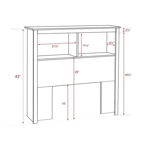 bookcase headboard white bookcase headboard in white wsh 4543