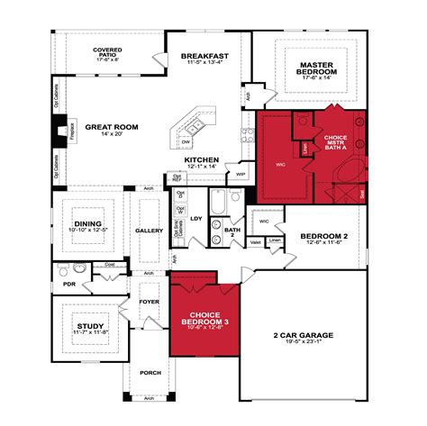beazer home plans beazer home floor plans