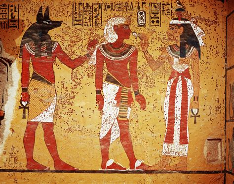 old ancient egypt were ancient egyptians genetically closer to modern