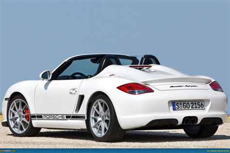 bmw boxster porsche boxster spyder underwhelms can bmw learn from it