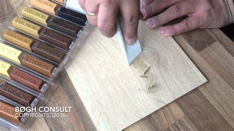 woodworking repair wood repair with soft wax