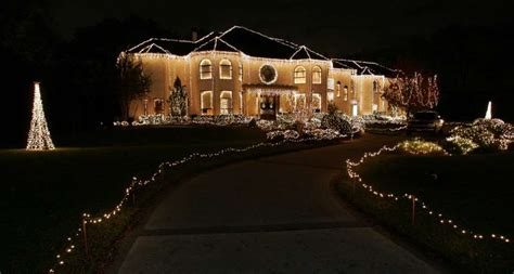 get inspired with these texas sized christmas light