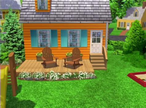 Backyardigans Houses Tyrone S House The Backyardigans Wiki Fandom Powered
