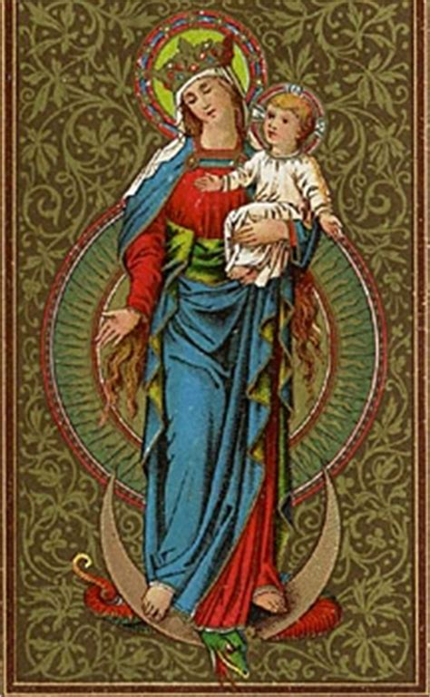 mutter kind verehrung in babylon und anderen heidnischen