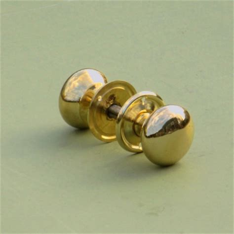 Small Door Knobs by Small Brass Cottage Or Mortise Door Knobs