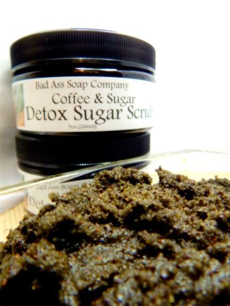 Coffee Detox Scrub by 1000 Images About Handmade Coffee Sugar Scrub On