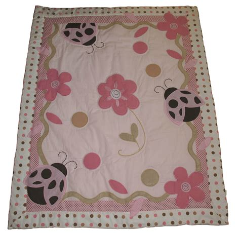Ladybug Crib Bedding Set Baby Boutique Ladybug 13 Pcs Crib Bedding Set Ebay