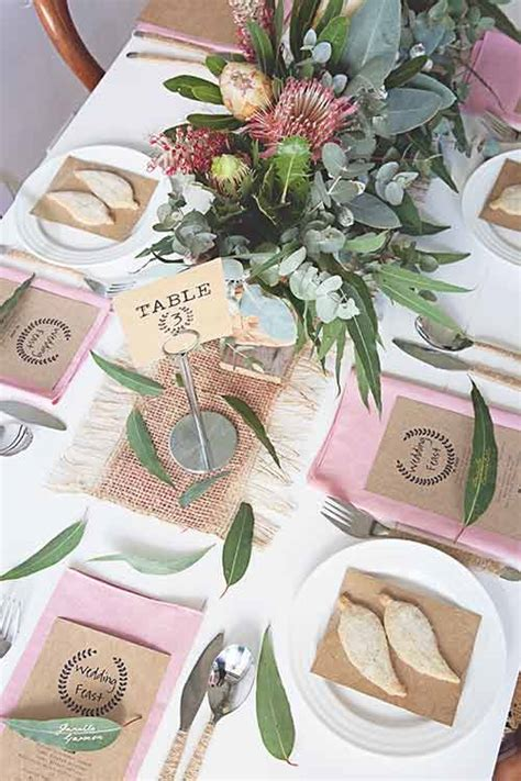 Beautiful Table Centerpieces christmas table inspiration modern wedding