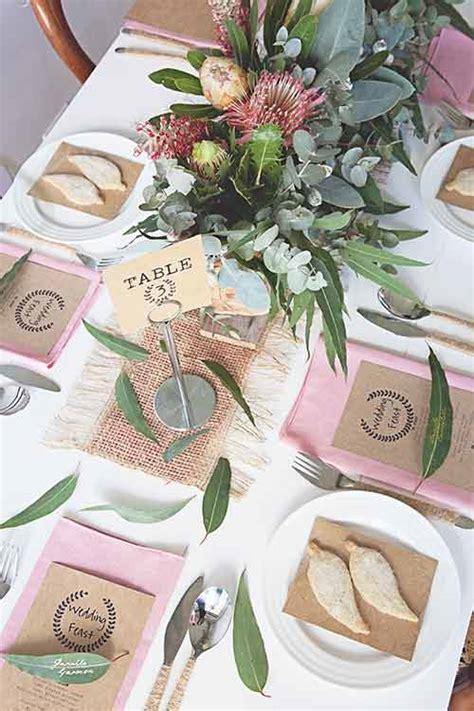 Christmas Table Inspiration   Modern Wedding