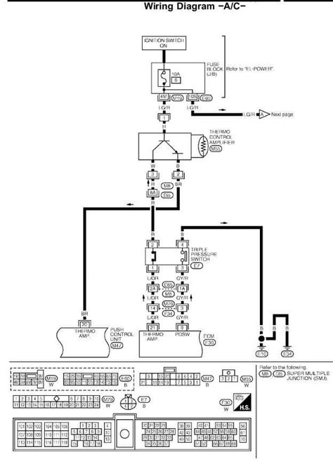nissan altima 2000 fuse box diagram wiring diagrams