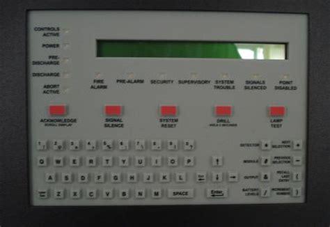 manual del panel de control de alarma contra incendios zensitec com ar equipos servicios y soluciones