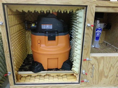 cabinet shop dust collection systems dust collection system w sound reduction woodworking
