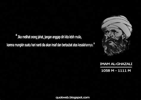 kumpulan kata bijak imam ghazali quotweb