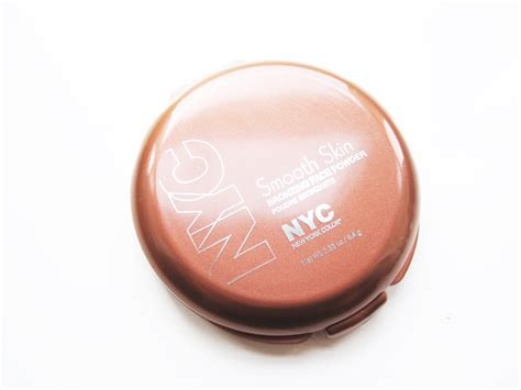 Nyc Smooth Skin Bronzing Powder budget nyc smooth skin bronzing powder in