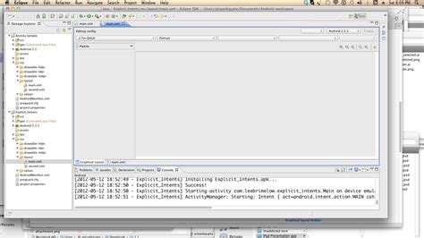 android eclipse graphical layout editor tutorial eclipse graphical layout missing for xml layout file