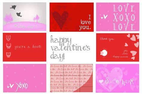 printable valentine postcards printable birthday cards printable valentines day cards