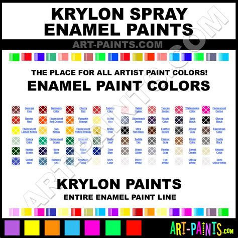 krylon spray paint colors krylon spray enamel paint colors krylon spray paint