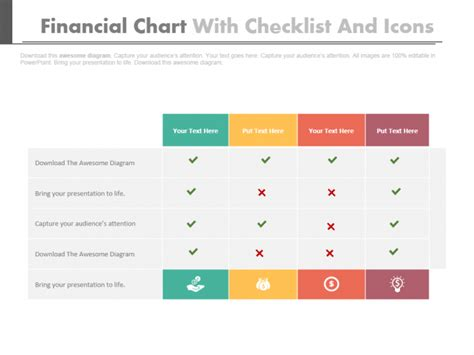 powerpoint checklist template how to create a modern checklist diagram in powerpoint