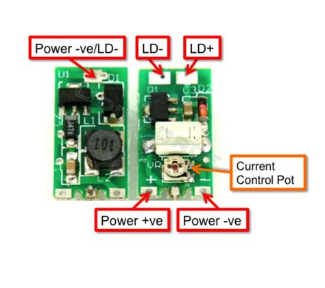 blue laser diode driver circuit laser diode driver boards odicforce