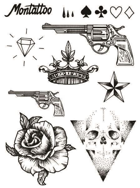 gun tattoo small best 25 small gun ideas on e