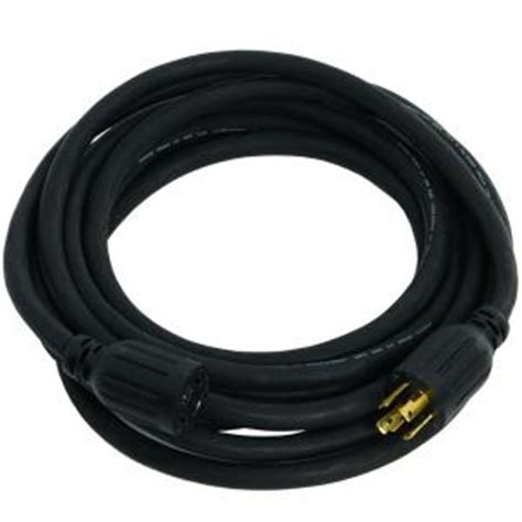 generac 25 ft 30 generator cord 6328 the home depot