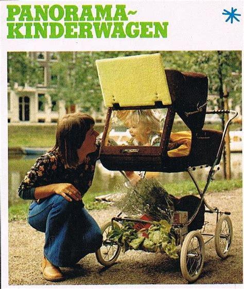 Mothercare 3 C Baby retro kinderwagen pram met inkijkje 1978 groovy retro prams and strollers