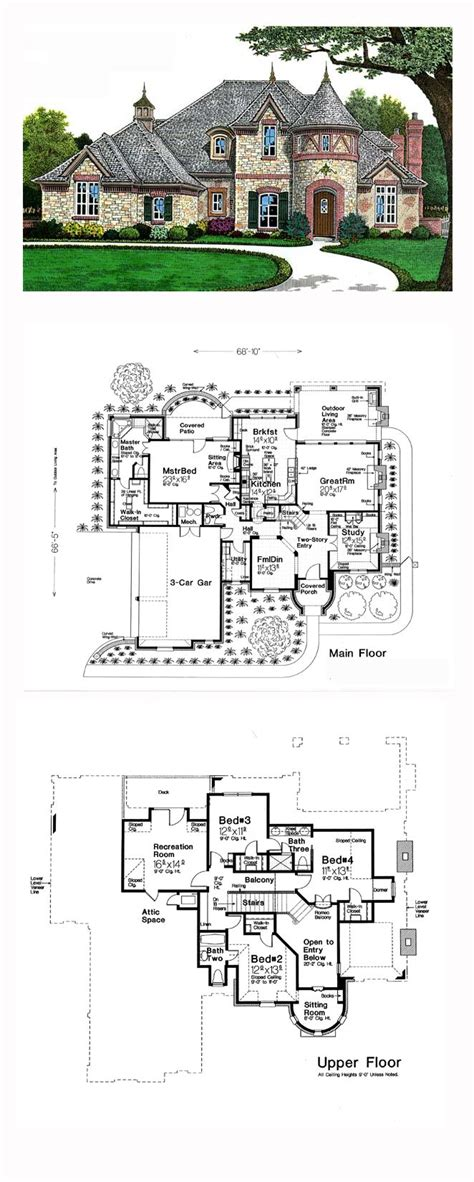 25 best ideas about french mansion on pinterest luxury house plan best 25 french country house plans ideas on