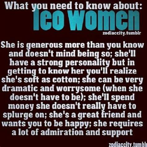 leo women and all the things we love about their