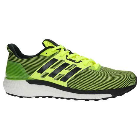 adidas supernova s running shoes volt black