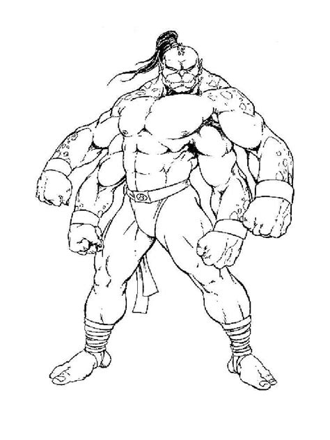 coloring for mortal kombat coloring pages to and print for free