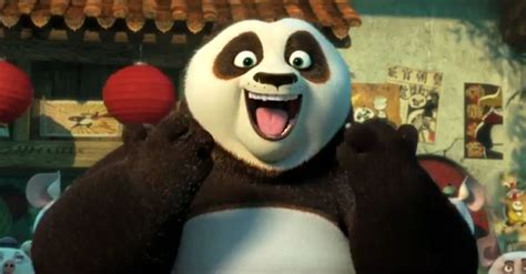 Kaos Kungfu Panda Kungfu Panda Po And Mr Ping By Crion kung fu panda 3 po s journey from a warrior to a