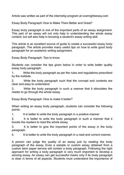 Better Essay Writing by Best Of How To Write Better Essays Resume Daily