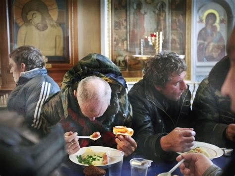Soup Kitchen For The Poor by Church Runs Nearly 700 Soup Kitchens For The Poor In
