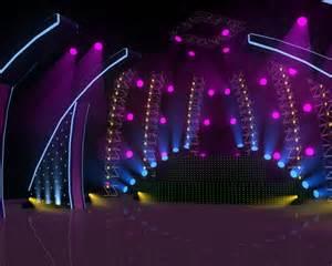 House Design Software Forum concert stage 3d model cgtrader com