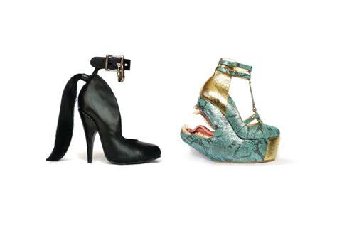 Who Is The Best Shoe Designer Of 2007 by Top 6 Weirdest Shoe Design