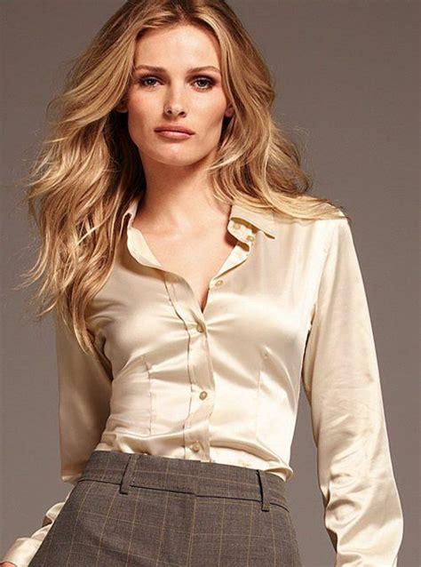 cool style career    satin bluse bluse satin