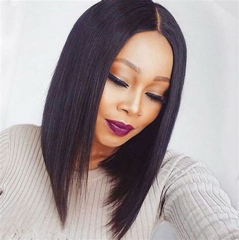 inverted bob for african american women bob haircuts for black women best short african american