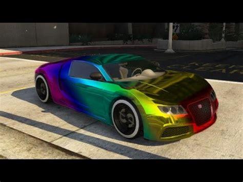 car colors gta 5 car color glitch