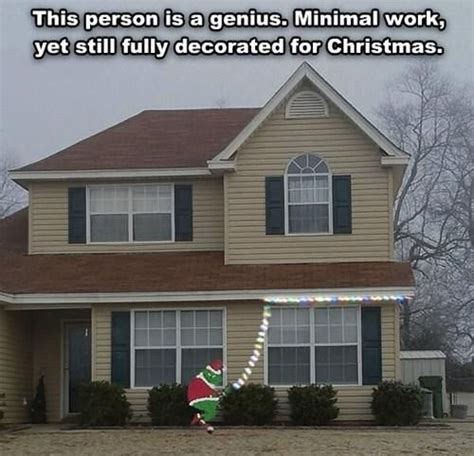 Fully Decorated Homes Best 25 Grinch Lights Ideas On Pinterest Grinch Decorations Grinch